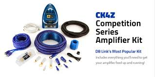 db link the missing link in car audio