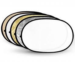 <b>Светоотражатель 70x110cm</b> Gold-Silver RFR-2844GS HL ...