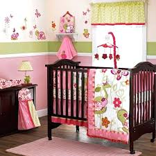 once upon a pond 6 piece baby crib bedding set by turtle theme for girls girl