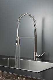 Adorable Sink Faucet Design Grey Industrial Wallpaper Curved