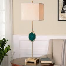 emerald green lamp