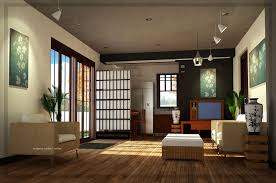 Wall Decorating Living Room Japanese Living Room Furniture Sheves Idea On The Wall Beside Tv