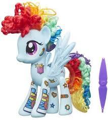 <b>Игрушка Hasbro My Little</b> Pony Создай свою пони, купить с ...