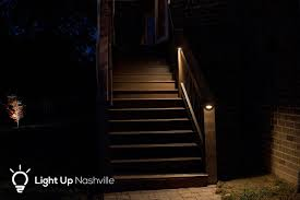 outdoor stairs lighting. Deck Lighting On Steps Outdoor Stairs E