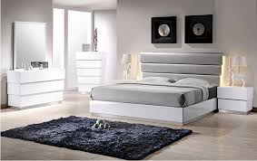 Milan-White Bedroom Set | Contemporary Bedroom