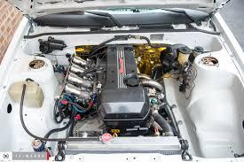 Koyo Aluiminum Radiator Toyota Corolla AE86 with 3SGE BEAMS Engine ...