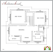 ft house plans 3 bedroom india 900