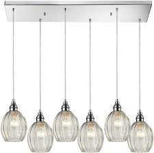 Pendant Light Replacement Glass | Seeded Glass Pendant Shade | Mercury Glass  Pendant Light