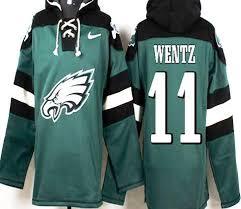Pullover Hoodie Emporium Carson Wentz – Eagles Nut Sports Philadelphia