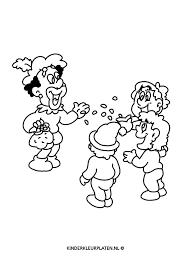 Kleurplaat Strooigoed Pepernoten Piet Feestdagen
