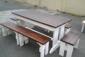 wooden patio table patio furniture in cape town wooden patio table ideas wooden patio table