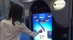 Diji Touch Vending Machine Best Spotted Broadsignpowered Screens At DSE 48 Broadsign