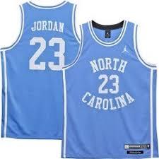 jordan unc jersey. nike north carolina tar heels (unc) #23 michael jordan sky blue tackle twill unc jersey