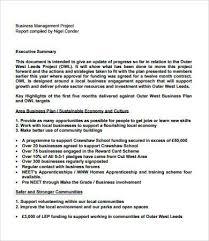 sample report format sample report essay example essay report project report format 9 pdf documents