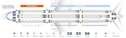Airbus A330 300 Sas Seating Chart Airbus Industrie A330 Online Charts Collection