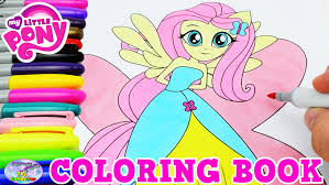 Small Picture My Little Pony Coloring Book Fluttershy MLPEG Episode Surprise Egg