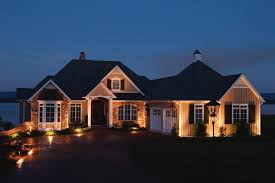 lighting for your home. Up Lighting Adds Curb Appeal And Security To Your Home For