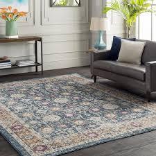 area rugs fonteyne fl blue tan area rug