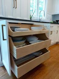 open cabinet door. Modren Open Roll Up Cabinet Doors Kitchen Pull Out Drawers Underneath You Can Open  The Two Throughout Door