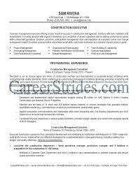 Sample Resume For Construction Laborer Resume Construction Skills ...