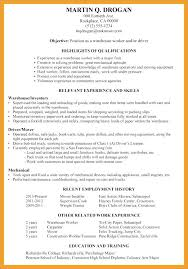 resume examples for warehouse worker warehouse worker resume examples position jobs orlandomoving co
