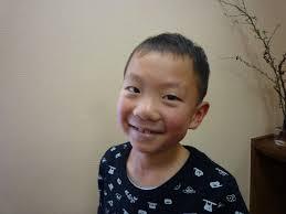 キッズ男の子柔らかい子供の髪質を育てながら作るカッコいいベリー