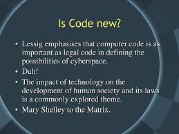 Technological Determinism Technological Determinism In Code Ppt Download