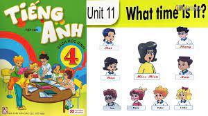 Tiếng Anh lớp 4 học những gì - Cẩm nang giúp bé học tốt hơn