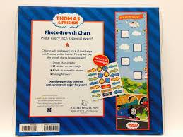 Thomas The Train Growth Chart Thomas The Tank Engine Friends Growth Chart