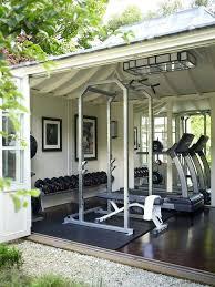 backyard gym ideas home gym outdoor roof diy outdoor gym ideas