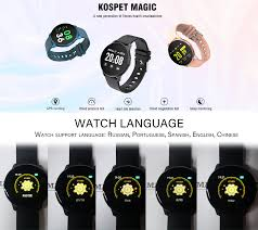 <b>LIGE Fashion</b> Sports <b>Smart Watch</b> Men Women Fitness tracker man ...