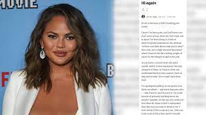 Chrissy Teigen Says She Could be in the ...
