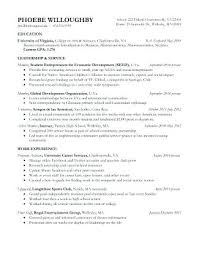 Examples Of Resumes For High School Students With No Experience Interesting Resume Outline For Students General Resume Example Phoebe Resume