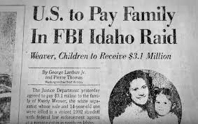 William Barr's Connection to Ruby Ridge, Defending FBI Snipers | The  American Conservative