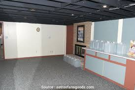how to install recessed lighting in a finished basement ceiling recessed lighting exposed basement ceiling