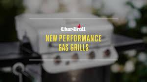 char broil performance 4 burner gas grill walmart com