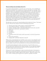 Medical Student Cv Medical Student Resume Captivating 24 Medical Student Cv Examples 9