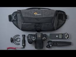 Quick Review : <b>Lowepro compact courier</b> 70 - YouTube