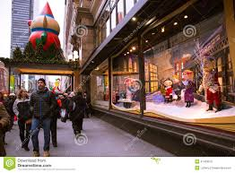 Macy's NYC Holiday Windows Editorial Image - Image: 47429075