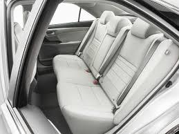 2017 toyota camry sedan le 4dr sedan interior 2