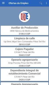 Nueva aplicación para buscar empleos en Cuba estará disponible desde el 28  de enero | Cubadebate
