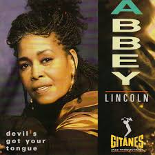 Abbey Lincoln - Devil's Got Your Tongue (1992, CD) | Discogs