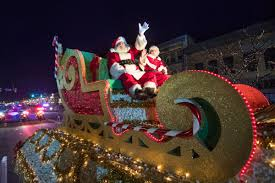 Aps Electric Light Parade Ogdens Holiday Electric Light Parade 2019 Presented By