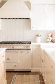 kitchen with marble counters
