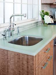 creative recycled paper countertop marvellous beach style kitchen recycled paper countertop green counters take color