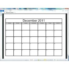 Calendar Template Microsoft Office Templates Excel Download ...