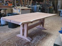 Redwood Slab Dining Table Contemporary Ideas Redwood Dining Table Lovely Handmade Salvaged
