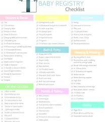 Printable Bridal Shower Gift List Template Bridal Shower Gift Registry Checklist Why Santa Claus