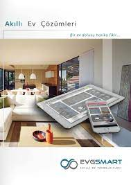 EVG Smart Akıllı Ev Teknolojileri