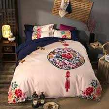 full size duvet covers exotic oriental classical design bedding set queen king size duvet cover bed